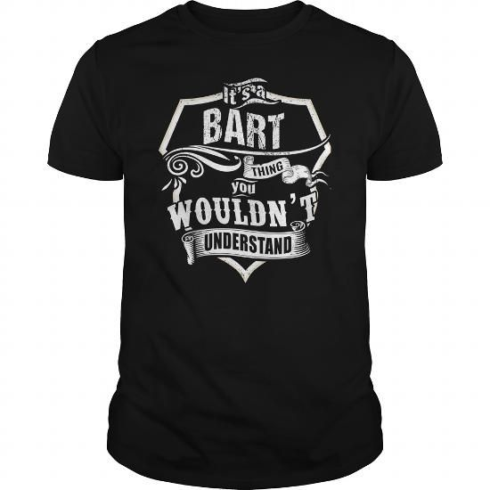 Its A BART Thing, You Wouldnt Understand BART Keep Calm T-Shirts	#Tshirts #Sunfrog #hoodies #BAR ...
