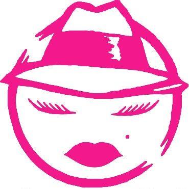 pink lowrider logo