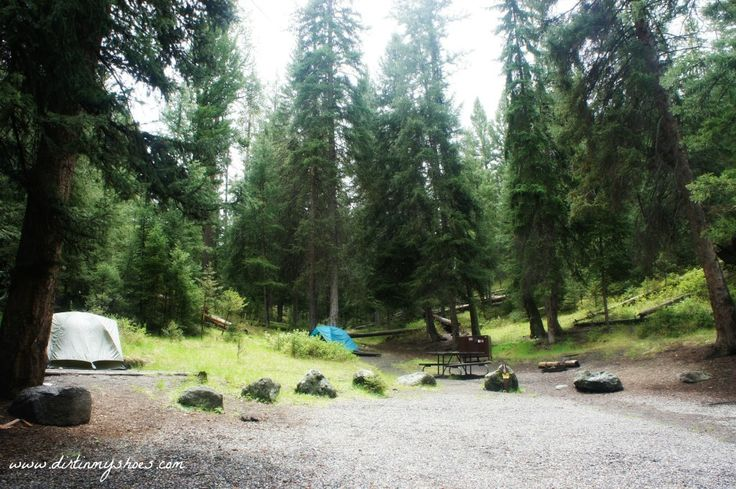 All About Camping in Yosemite National Park