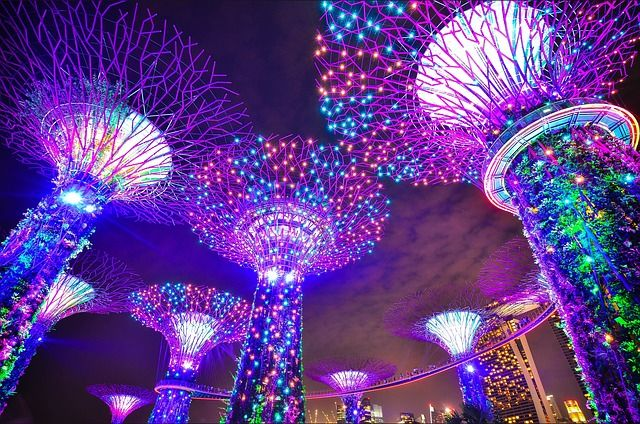 I Superalberi del Gardens by the Bay