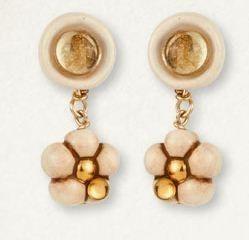 Thun: i gioielli e le idee regalo per Pasqua 2011 - Thun Orecchini Fiori