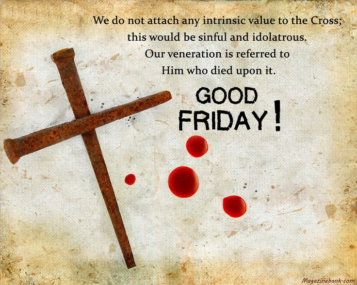 Good Friday Images With Quotes And Sayings