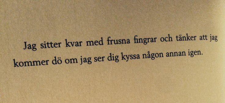 Det handlar om dig, Sandra Beijer.