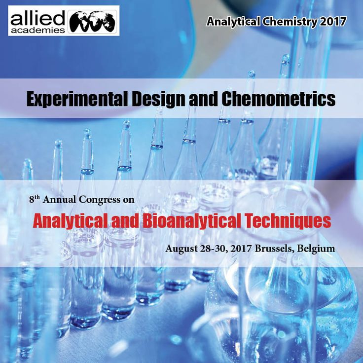 Experimental Design and Chemometrics #Design of experiments is that the style of any task that aims justify or explain the variation of knowledge below conditions that square measure hypothesized to mirror the variation. The term is mostly related to true experiments within which the planning introduces conditions that directly have an effect on the variation, however might also consult with the planning of #quasi-experiments, within which natural conditions that influence the variation…