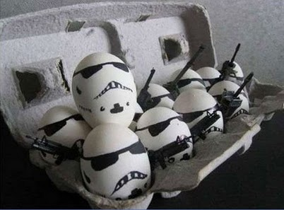This would make my day to find eggs like this!