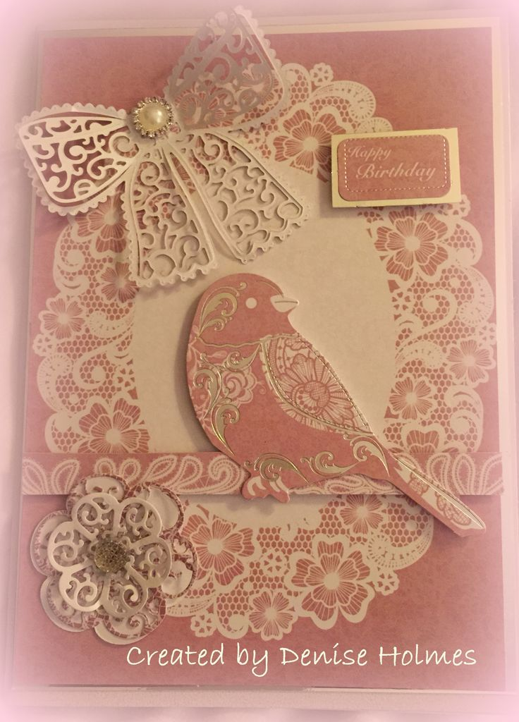 Exceptional Lace Card Making Ideas Part - 7: Lovely In Lace