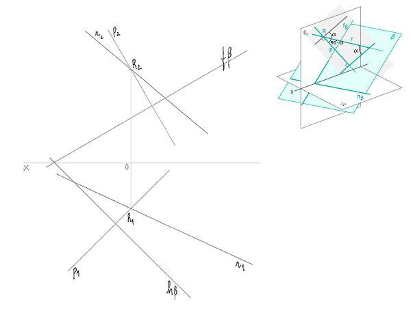 Geometria Descritiva A - Manual 11.ºano