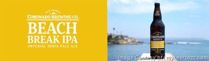 mybeerbuzz.com - Bringing Good Beers & Good People Together...: Coronado Brewing Debuts New Seasonal:  Beach Break...