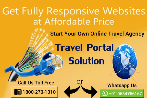 Get Fully Responsive Website at affordable price. more detail visit now - http://www.travelportalsolution.com