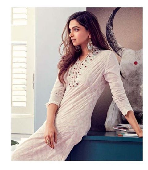 The GORGEOUS @DeepikaPadukone for @allaboutyoufromdeepikapadukone Myntra Ethnic Wear Collection 2016. Styled by @shaleenanathani. Hair by @georgiougabriel  Makeup by @anilc68.  #DeepikaPadukone #Deepika #Allaboutyoufromdeepikapadukone #QueenOfBollywood #bollywood #hollywood..