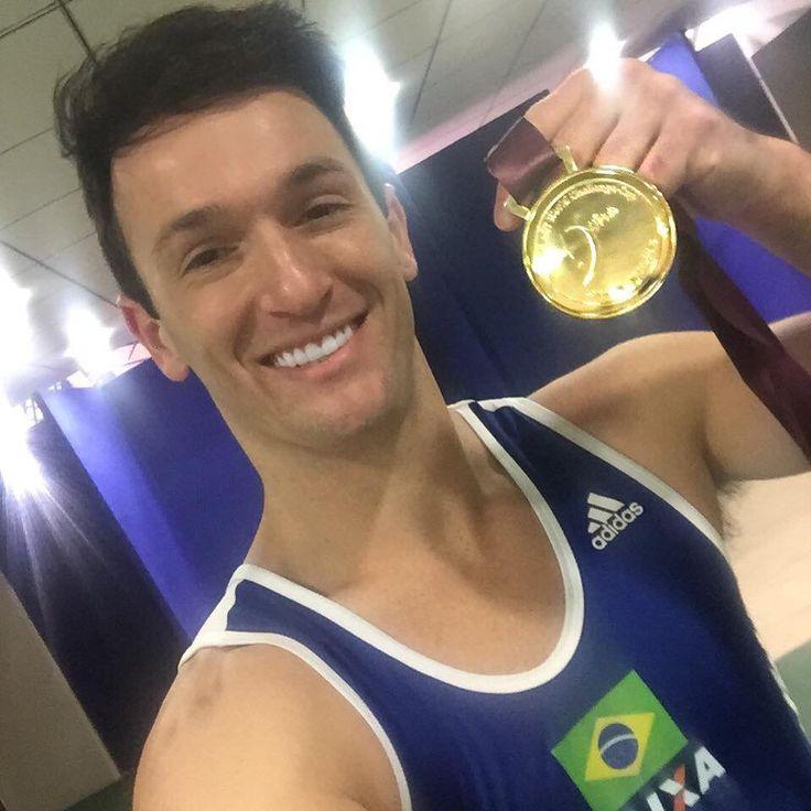 Diego Hypólito (Gymnastics)