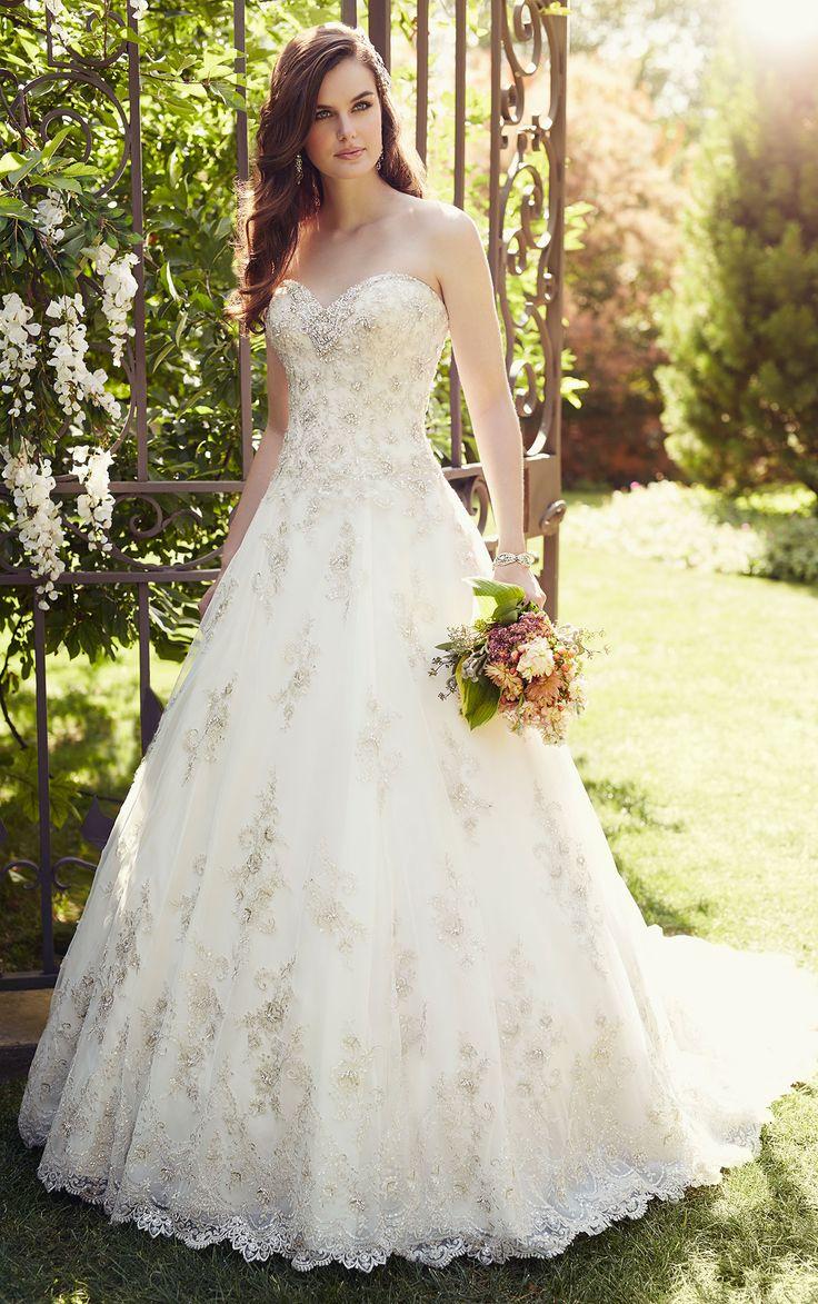 65 best wedding images on Pinterest | Short wedding gowns, Wedding ...