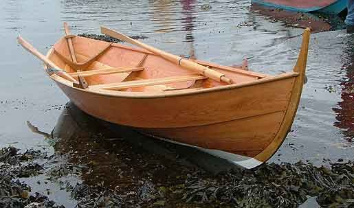 planning on building an 18' replica viking ship in plywood lapstrake. | lightweight boats ...