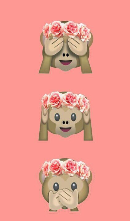 For all the monkeys out there.  #iphonewallpaper #wallpaper #lockscreen #iphone #background #weheartit