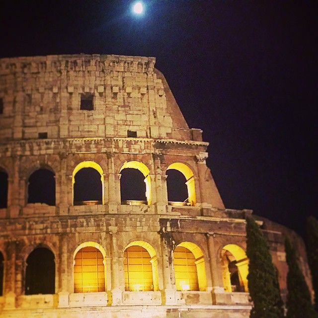 Rome with its magic is the medicine for everything. E.M.