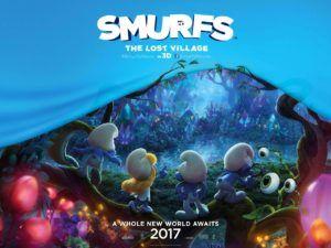 Smurfs The Lost Village Full Movie Download Free 720p
