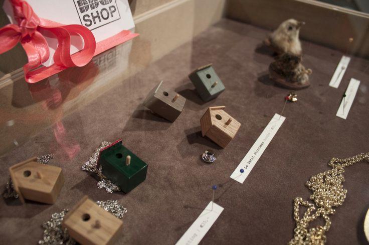 jewelry     TOM FRENCKEN     Solo exhibition during DUTCH DESIGN WEEK 2010