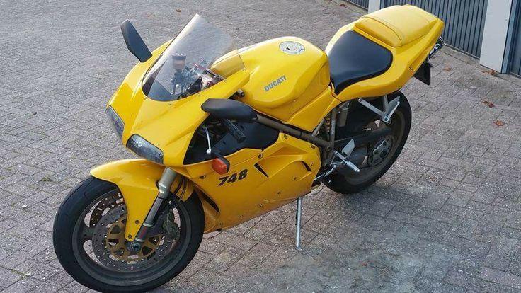 Ducati 748 S Biposto 1999 aangeboden in de Facebookgroep 'MOTOREN TE KOOP - MOTORTREFFER.NL' #ducati #ducati748 #motortreffer #motorentekoopmt #motoroccasion #motoroccasions #motorverkoop #motoren #motorverkopen #motorinkoop #motorzoeken #motorenzoeken #motorzoeker #motorexport #motorimport #motorinkopen #racemotoren #circuitmotoren #toermotoren