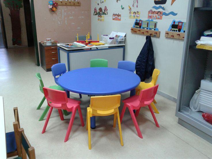 Νηπιαγωγείο με παιδικό εξοπλισμό από Διάνα