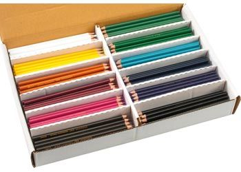 Watercolour Pencils Classpack of 240