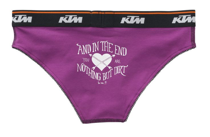 KTM Girls Underwear (3PW158020x) - KTM Parts Online Australia