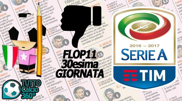 FANTACALCIO | 30G | Il Flop11 e squalificati (di Simone Biancofiore)