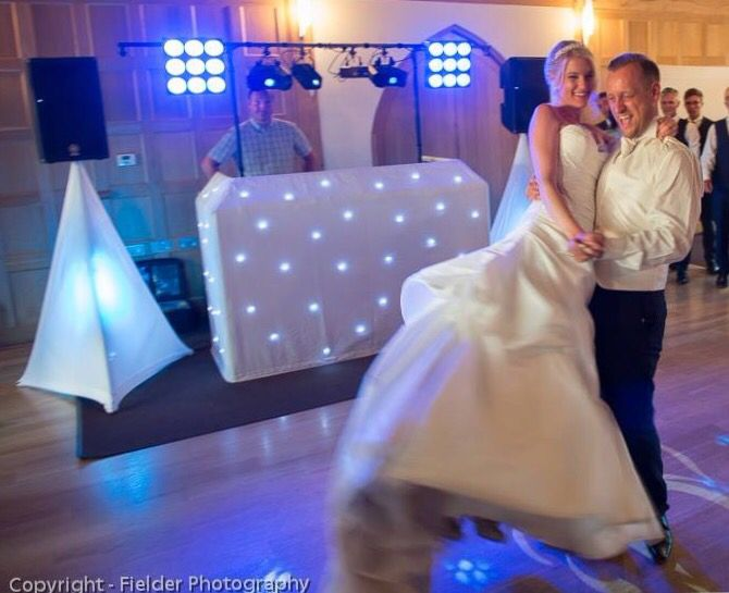 Lovely First Dance Photo At Rivervale Barn By Gary Fielder Photography