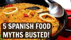 Image result for pics of spanish food