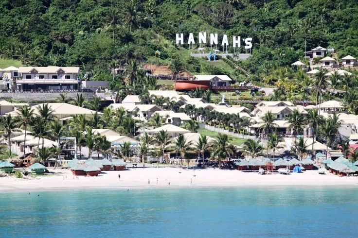 Hannah's Beach Resort