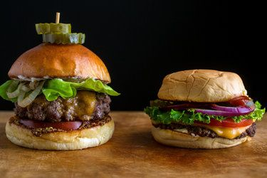 Tavern-style Hamburgers