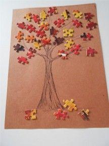 Onderwijs en zo voort ........: 1589. September bomen : Van oude legpuzzles.