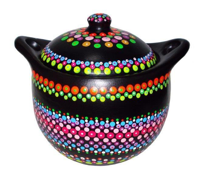 M s de 25 ideas incre bles sobre pintura ollas de barro en for Decoracion de jardin con ollas de barro