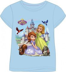SOFIA THE FIRST ~ Blue T-Shirt