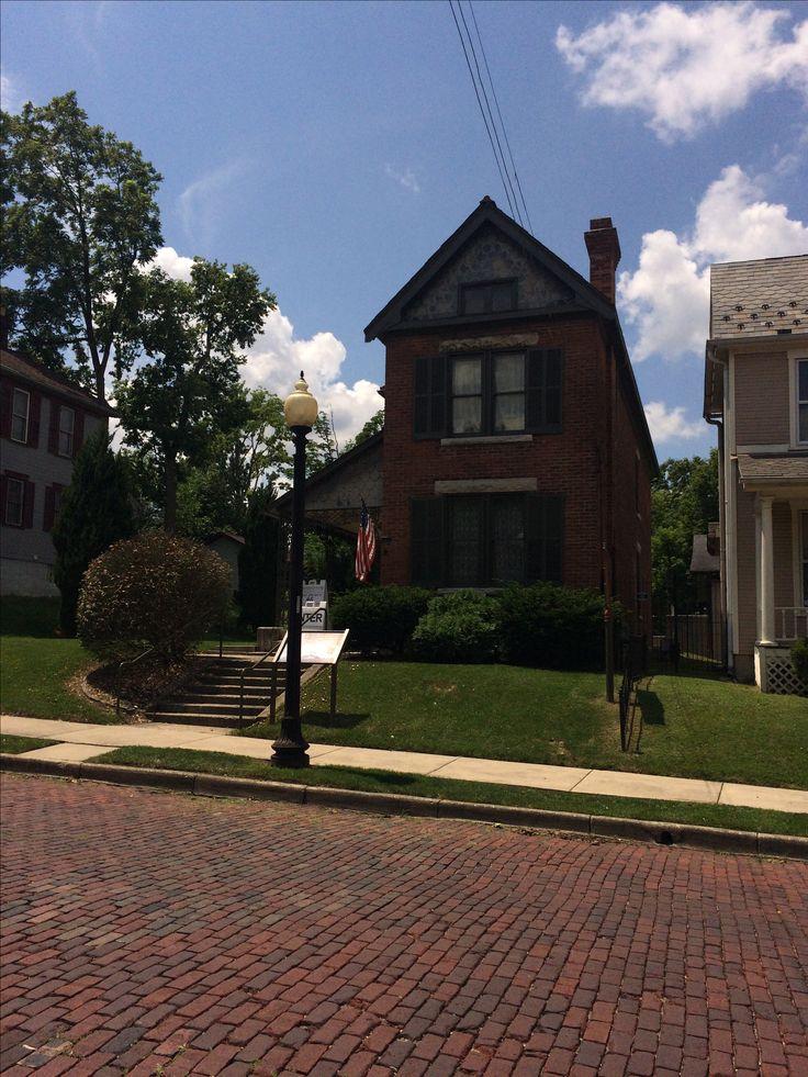 Paul Dunbar home in Dayton, Ohio