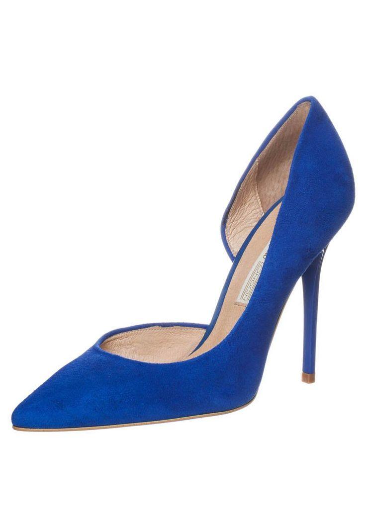 Buffalo Pumps - suede blue electric - Zalando.de