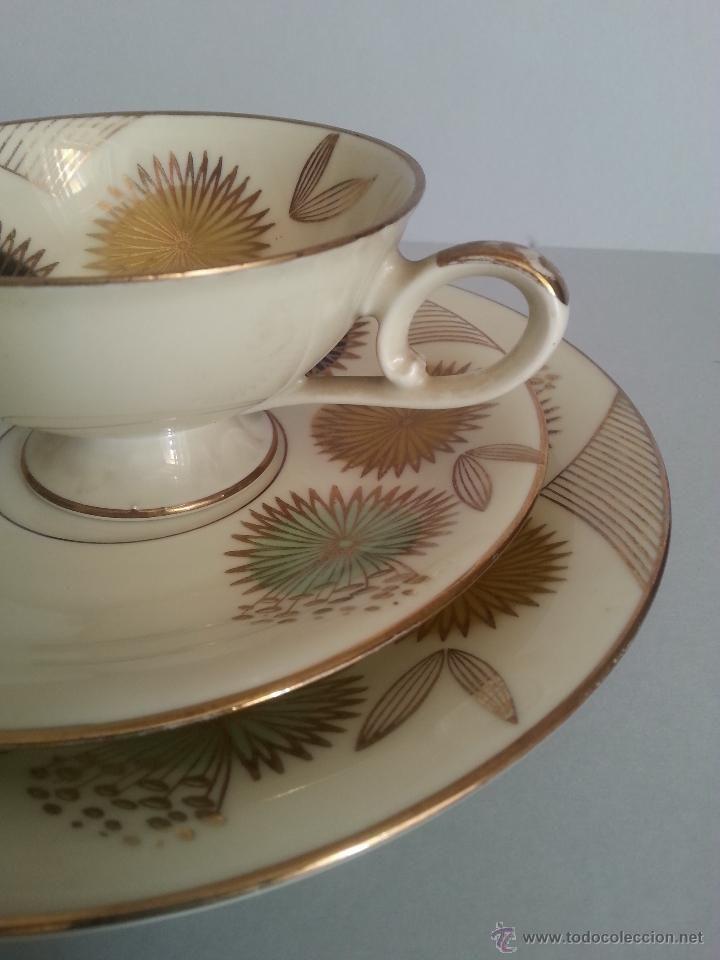 Taza de te a os 50 de porcelana de bavaria foto 1 for Tazas de porcelana