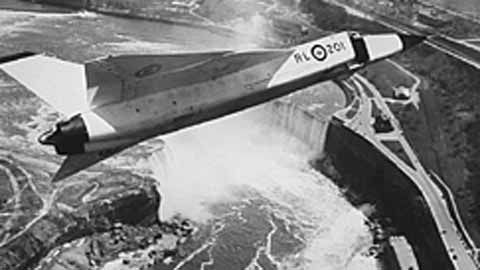 Digital Archives - John Diefenbaker and the Avro Arrow