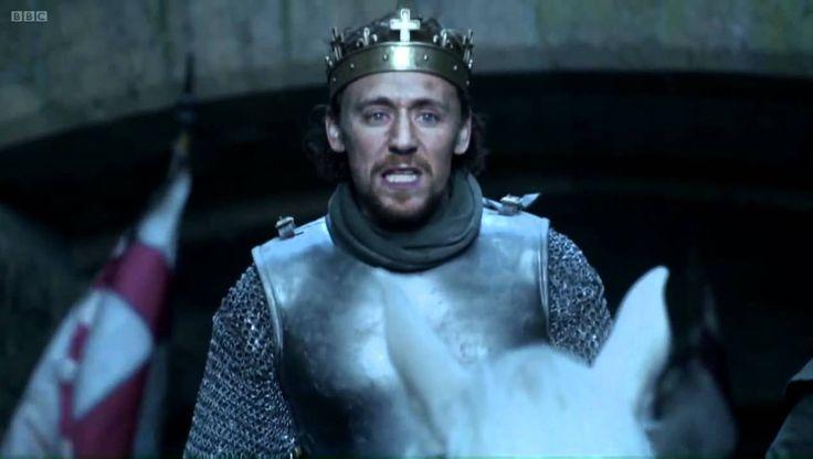 Tom Hiddleston on Shakespeare Uncovered Episode 5. Henry V's Speech.