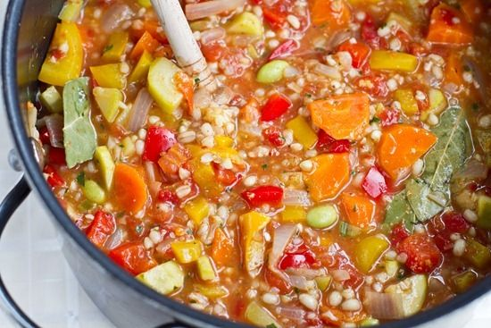 Husband's Healing Stew...go to stew when anyone is sick...and so yummy!!!!