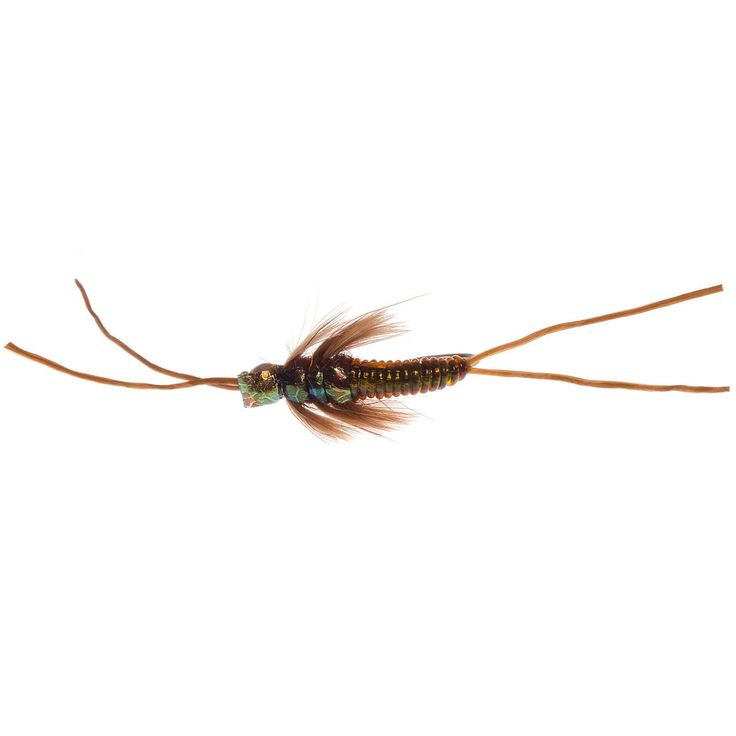 Montana Fly Company Strolis Shimmer Stone Nymph Fly