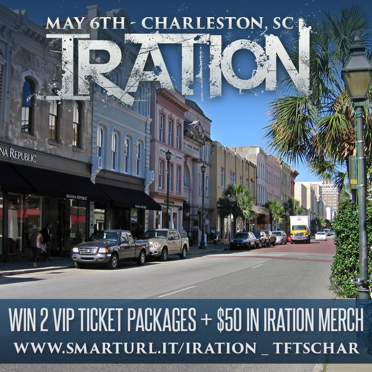 Iration with Stick Figure and Hours Eastly - 5/6 at Music Farm in Charleston, SC. Visit http://jamp.to/bcb51b?jch=Pinterest for tickets and VIP packages.