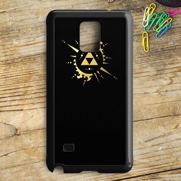 Eagle Triforce Black Legend Of Zelda Samsung Galaxy Note 5 Case | armeyla.com