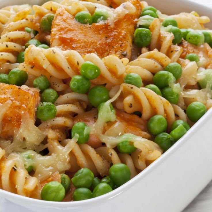This recipe for Chicken Breast Pasta Casserole is a good one for the busy mom.. Chicken Breast Pasta Casserole Recipe from Grandmothers Kitchen.