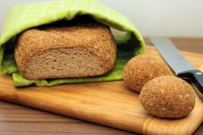 Nízkosacharidový chléb, bulky (bezlepkový)