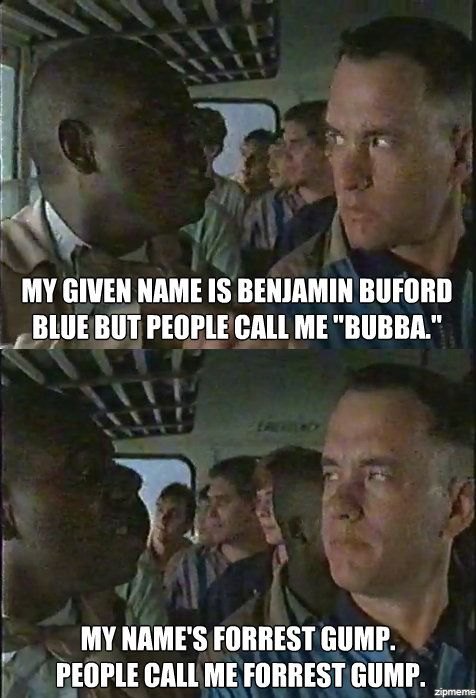 forrest gump motivation Forrest gump is a 1994 american epic romantic-comedy-drama film based on the 1986 novel of the same name by winston groom the film was directed by robert zemeckis.