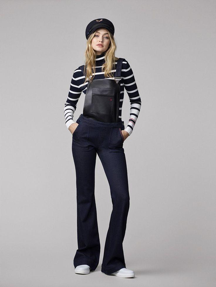 Gigi Hadid Tommy Hilfiger Collection | POPSUGAR Fashion
