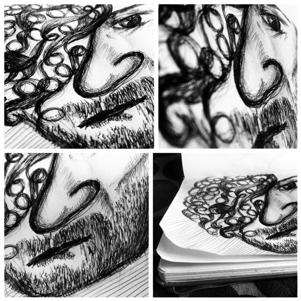 art by Luana Cavalcante, via Behance