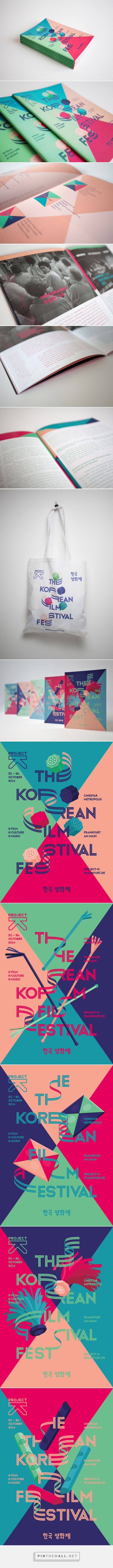 The Korean Film Festival Branding by Il-Ho | Inspiration Grid | Design Inspiration... - a grouped images picture - Pin Them All