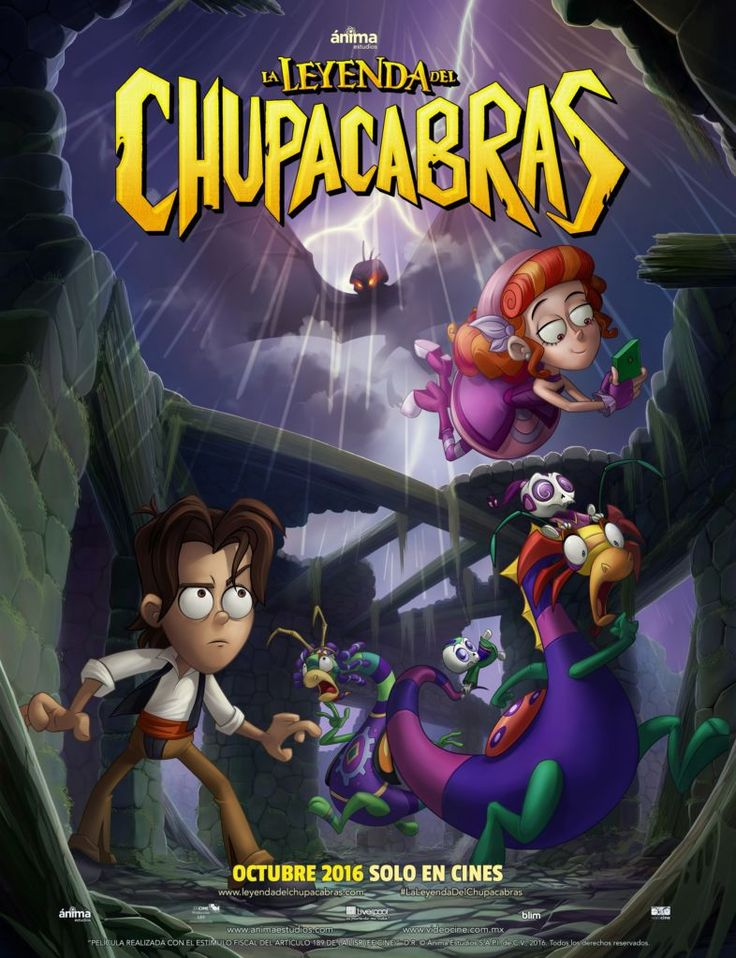 La leyenda del Chupacabras se estrena en México - https://webadictos.com/2016/10/12/leyenda-del-chupacabras-mexico/?utm_source=PN&utm_medium=Pinterest&utm_campaign=PN%2Bposts