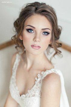 maquillage de mariée